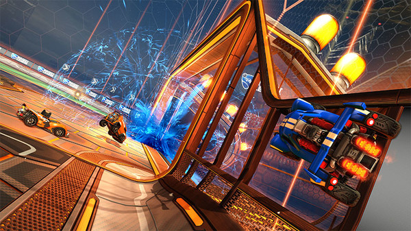 Rocket League System Requirements - Can I Run It? - PCGameBenchmark