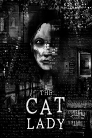 The Cat Lady poster image on Steam Backlog