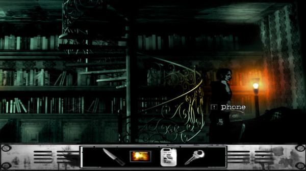 скриншот The Cat Lady 1