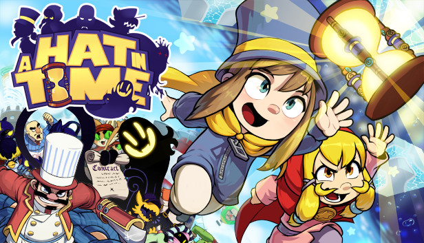 Download A Hat in Time free download