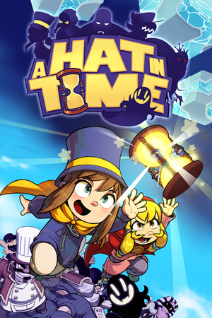 A Hat in Time poster image on Steam Backlog