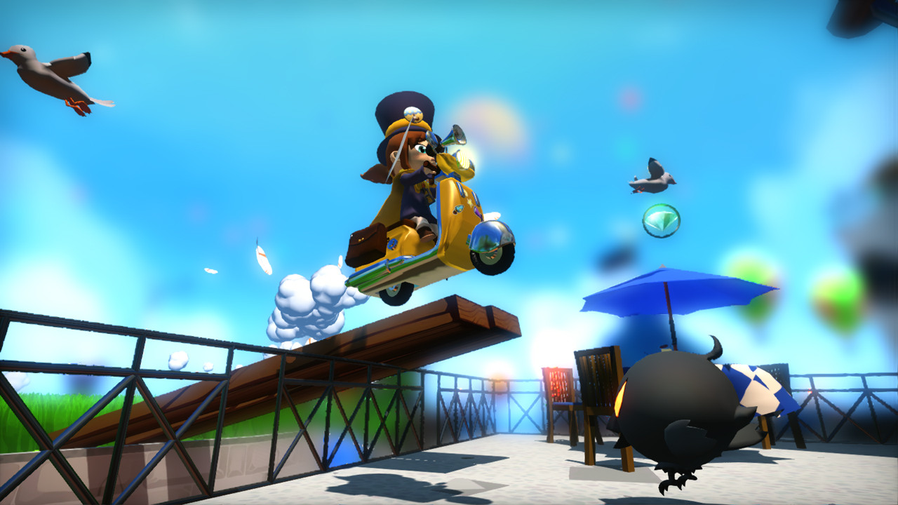 A Hat in Time screenshot 3