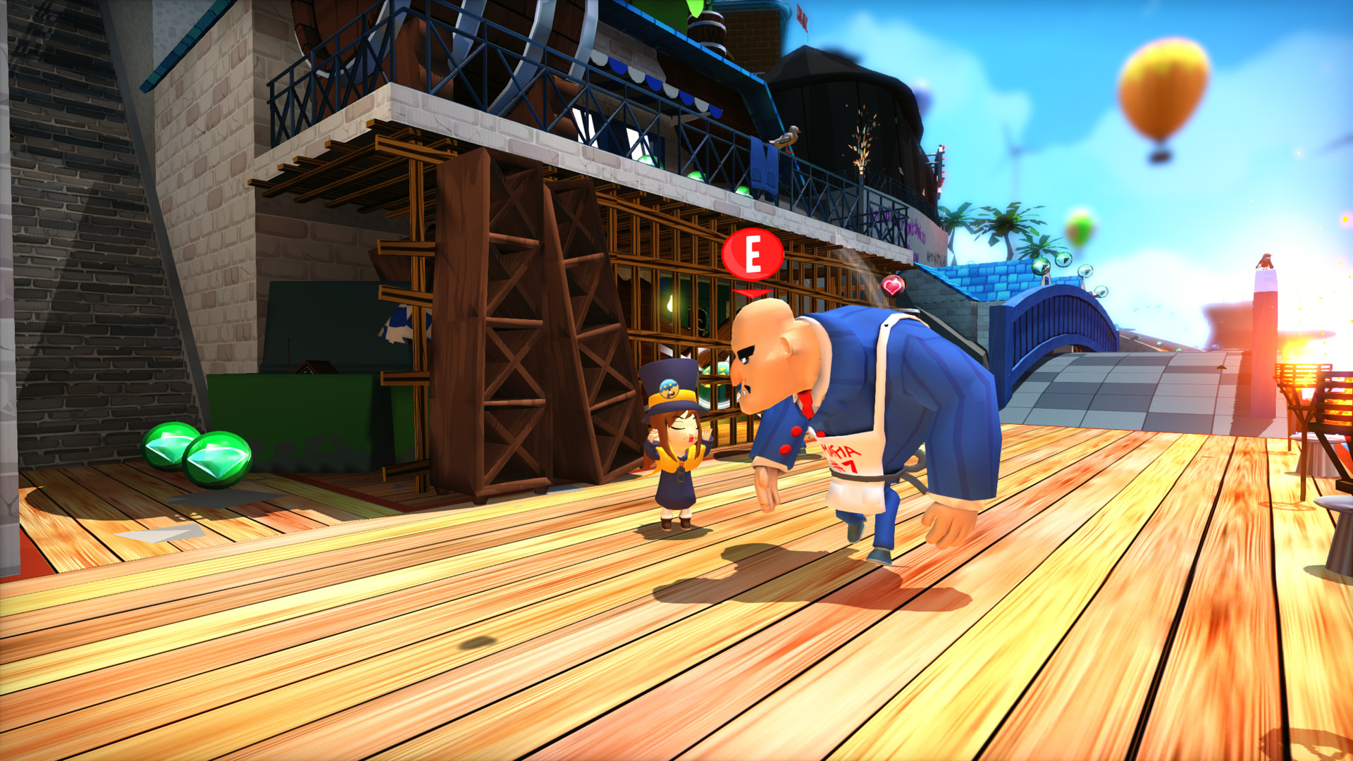A Hat in Time Screenshot 1