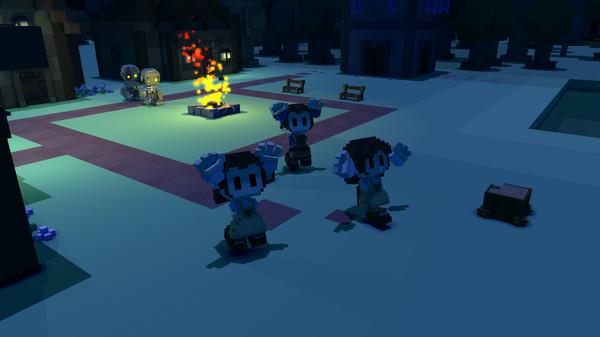 Screenshot of Stonehearth