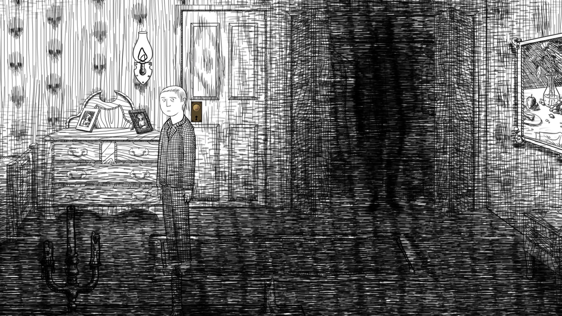 Neverending Nightmares [GoG] [2014|Rus|Eng|Multi14]