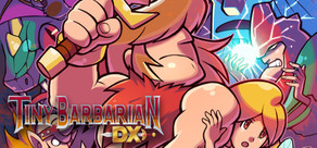 Tiny Barbarian DX cover art