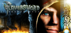Ravensword: Shadowlands cover art
