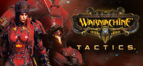 Warmachine Tactics cover art