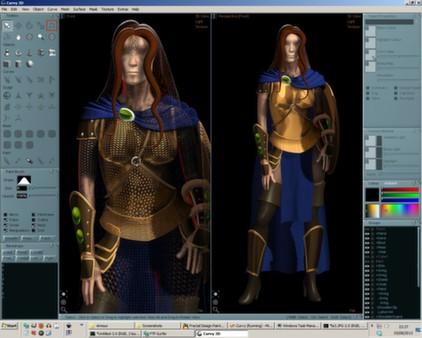 скриншот Aartform Curvy 3D 3.0 4