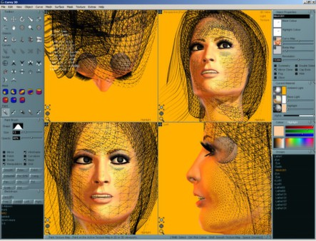 скриншот Aartform Curvy 3D 3.0 5
