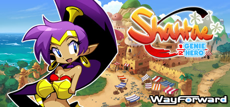 Shantae: Half-Genie Hero cover art