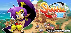 Shantae: Half-Genie Hero cover art