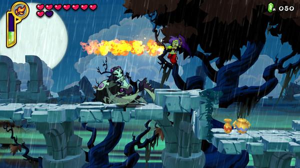 Скриншот №9 к Shantae Half-Genie Hero