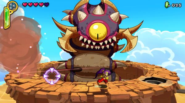 Скриншот №3 к Shantae Half-Genie Hero
