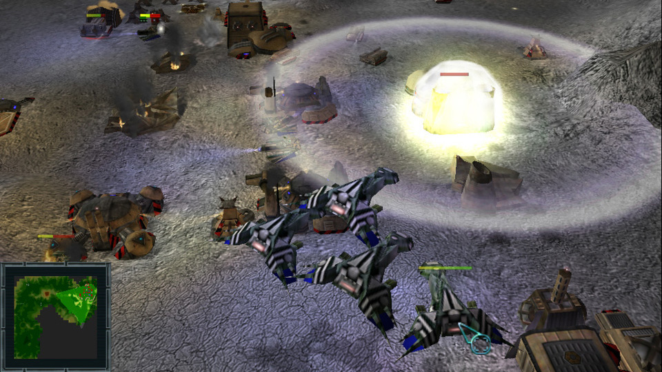 Earth 2150 Trilogy screenshot 3