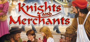 Knights and Merchants cover art
