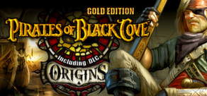 Pirates of Black Cove Gold cover art