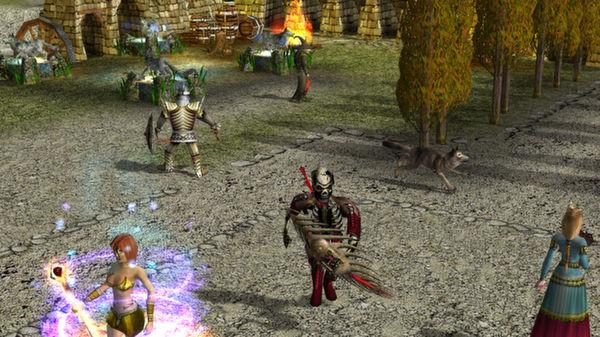 скриншот KnightShift 4