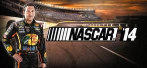 NASCAR '14 cover art