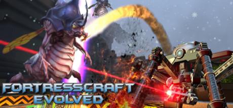 Game Banner FortressCraft Evolved!