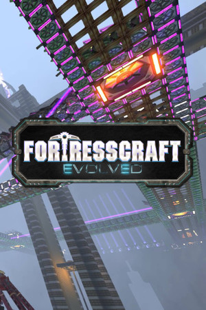 FortressCraft Evolved! poster image on Steam Backlog