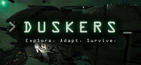 Duskers cover art