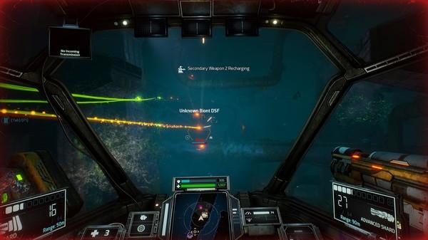 Capture d'écran n°3 du Jeu Aquanox Deep Descent