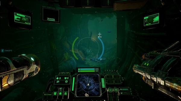 Capture d'écran n°5 du Jeu Aquanox Deep Descent