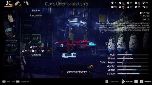 Capture d'écran n°7 du Jeu Aquanox Deep Descent