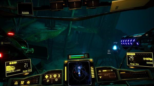 Capture d'écran n°6 du Jeu Aquanox Deep Descent
