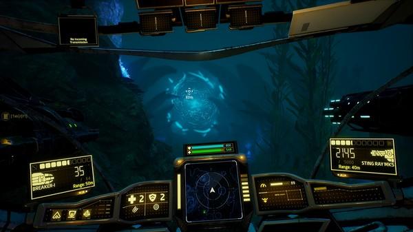 Capture d'écran n°1 du Jeu Aquanox Deep Descent