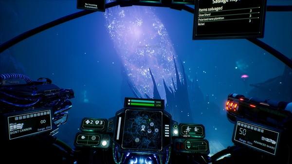 Capture d'écran n°8 du Jeu Aquanox Deep Descent