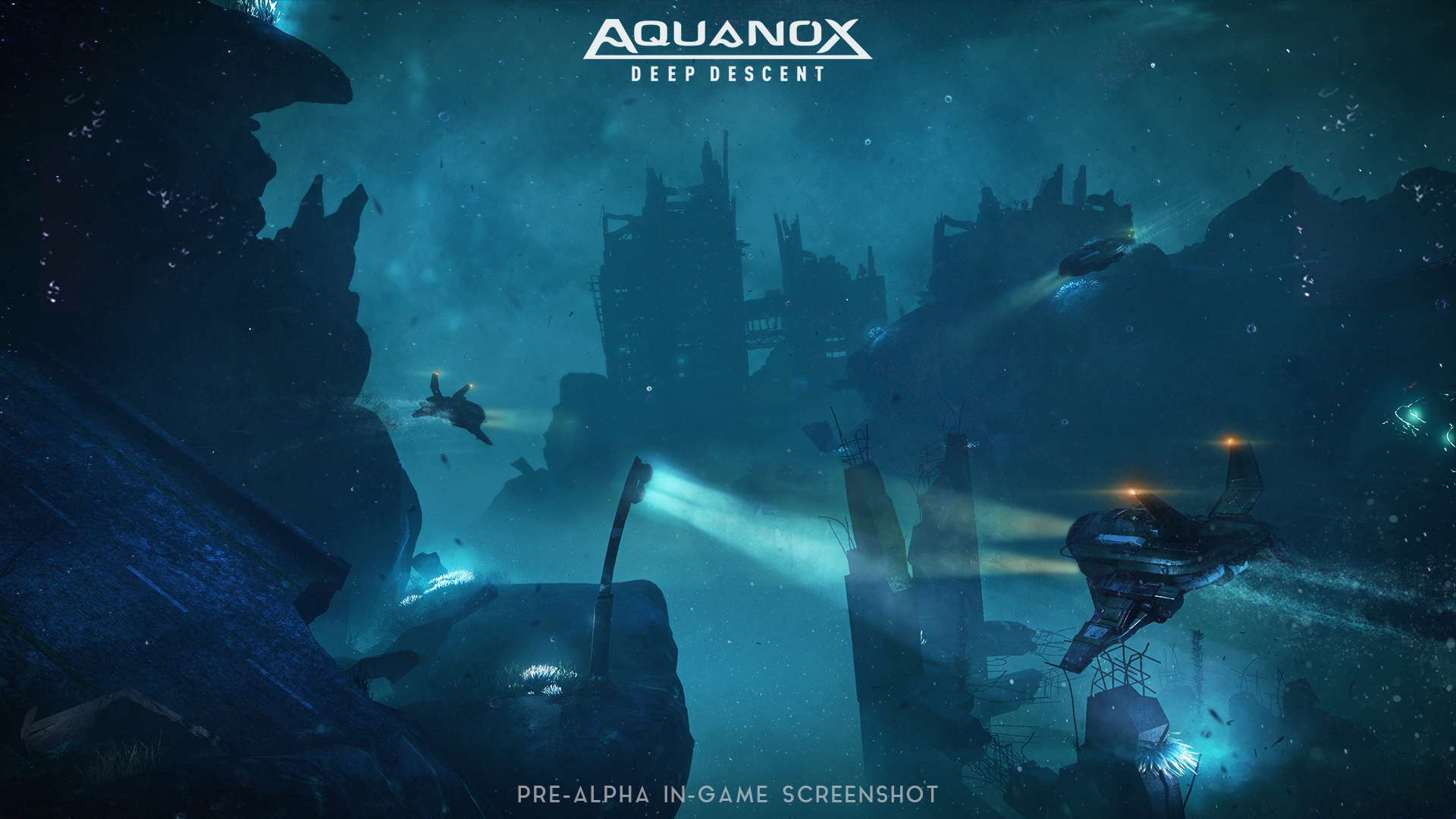 Aquanox: Deep Descent Download Free