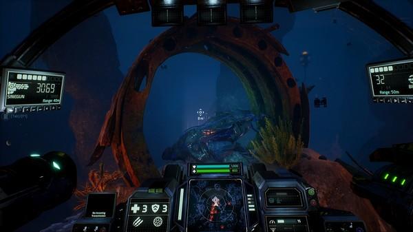 Capture d'écran n°2 du Jeu Aquanox Deep Descent