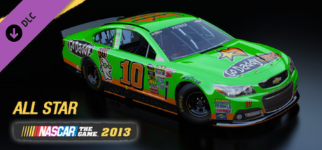NASCAR: The Game 2013 - All Star Pack