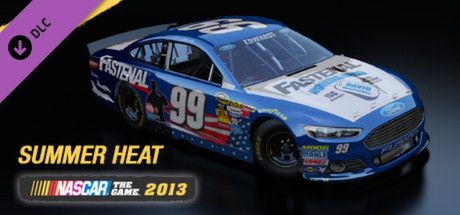 NASCAR The Game: 2013 - Summer Heat Pack