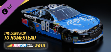 NASCAR The Game: 2013 - The Long Run to Homestead Pack