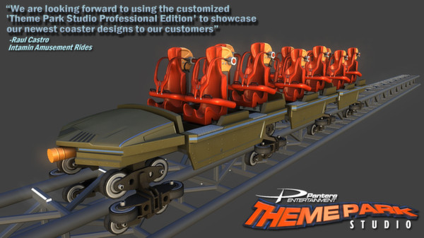 скриншот Theme Park Studio 0