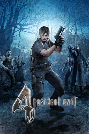 Resident Evil 4 poster image on Steam Backlog
