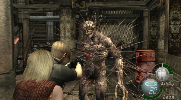 Resident Evil 4 Ultimate HD Edition - CorePacks 6.2 GB