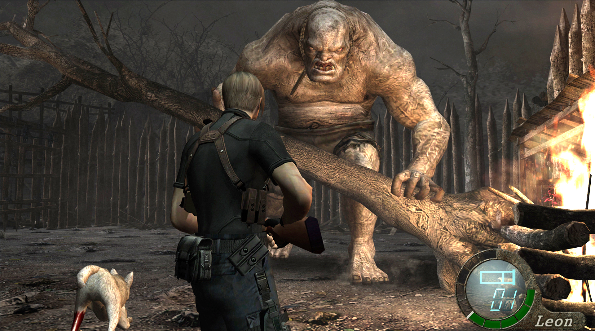 resident evil 4 / biohazard 4 - Ultimate HD Edition [PC PS4 XONE] Ss_967184a307f57c18fbe140c23eaf137ba26b5282