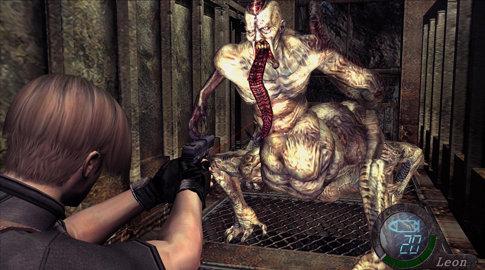 Resident Evil 4 On Steam