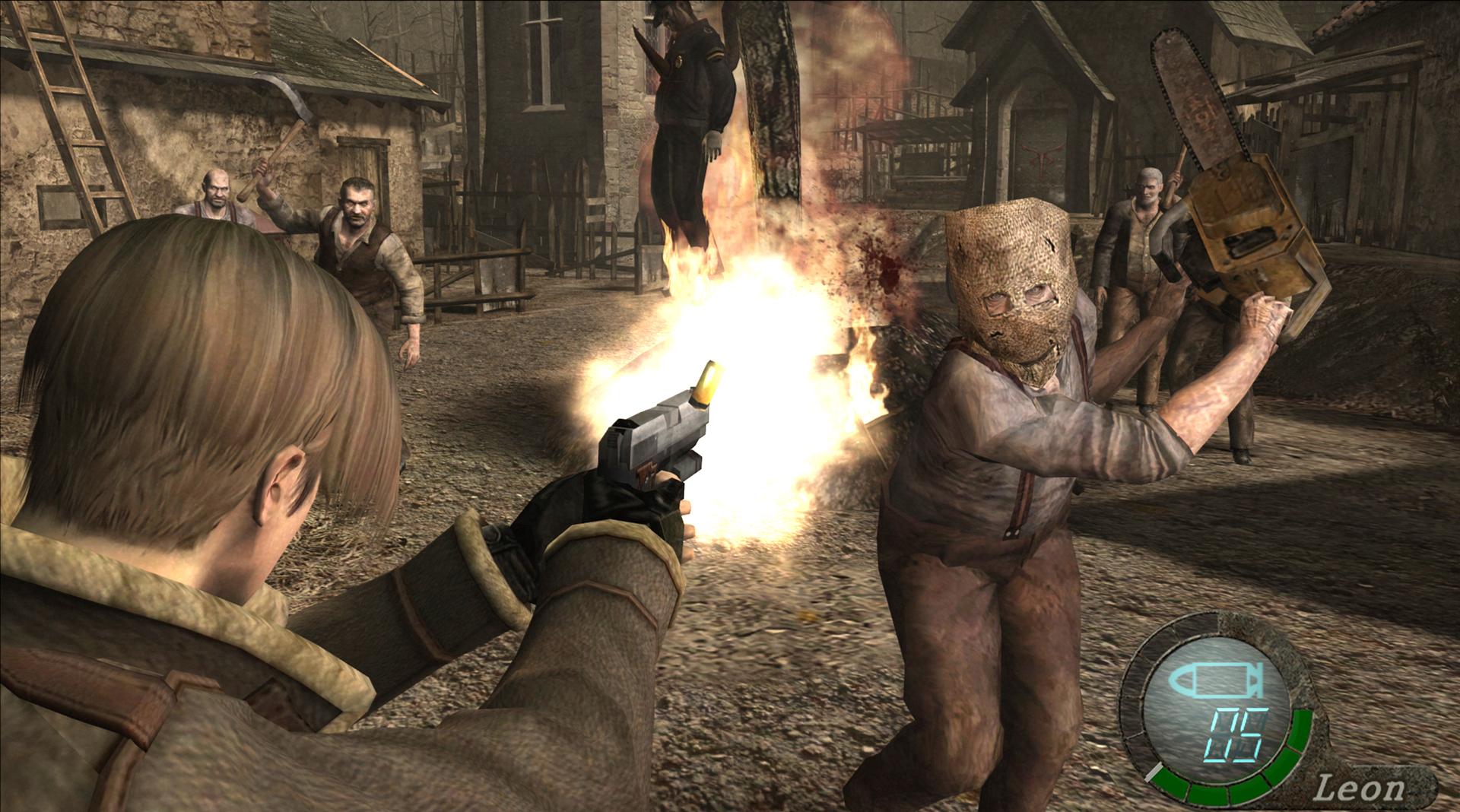 Resultado de imagen para Resident Evil IV