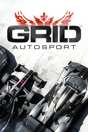 GRID Autosport poster image on Steam Backlog