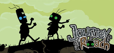 Game Banner Journey of a Roach