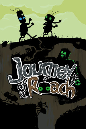 Journey of a Roach poster image on Steam Backlog