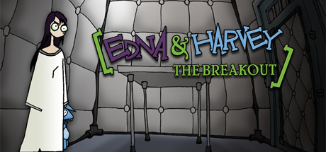 Edna & Harvey: The Breakout - 叽咪叽咪   游戏评测
