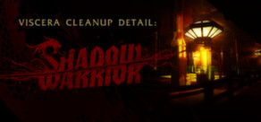 Viscera Cleanup Detail: Shadow Warrior cover art