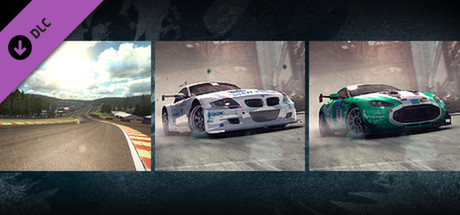 GRID 2 - Spa-Francorchamps Track Pack