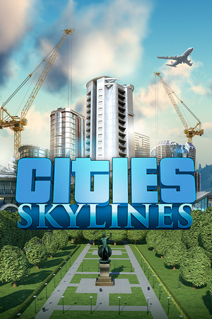 Cities: Skylines poster image on Steam Backlog